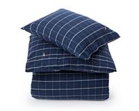 Lexington Sengetøj - Checked Flannel Set 140x220/60x63