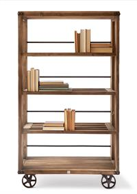 Reol - Old Mill Display Cabinet, High