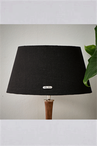 Lampeskærm - Chic Lampshade Black/Gold
