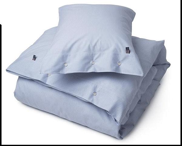 lexington sengetøj Lexington Sengetøj   Pin Point Navy/Hvid lexington sengetøj