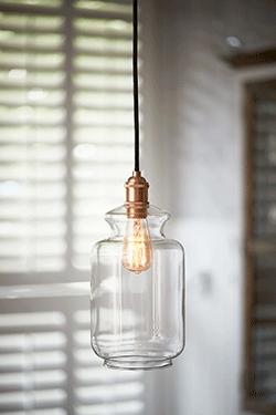 lamper og lampesk rme. Black Bedroom Furniture Sets. Home Design Ideas